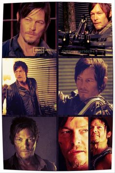 Daryl Dixon - Norman Reedus, The Walking Dead