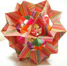Origami - Electra - David Mitchell   O QUE É MEU É NOSSO: