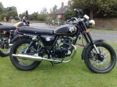 HMC Classic S, Brand New 125cc
