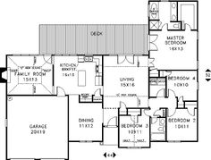 Southern house plans and blueprints from DesignHouse - 1.888.909.PLAN