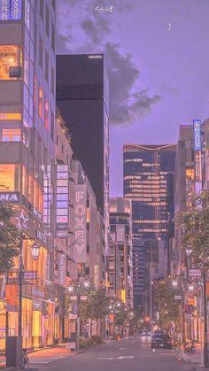 Aesthetic Desktop Wallpaper, City Wallpaper, Anime Scenery Wallpaper, Aesthetic Backgrounds, Galaxy Wallpaper, Cute Pastel Wallpaper, Cute Anime Wallpaper, Anime Backgrounds Wallpapers, Pretty Wallpapers