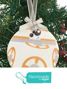 Star Wars R2D2 Rebel Alliance Ceramic Christmas Ornament from