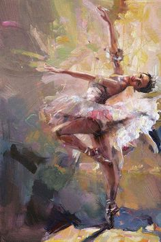 Ballet - Dance of the Soul - ▶ Painting - Comunidad - Google+