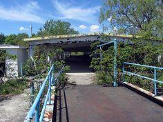 Boblo Island Amusement Park, Bois Blanc Island, Ontario 1898 - 1993 - main entrance