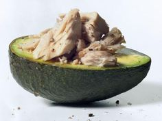 Avocado and Tuna - IsaProduct.com