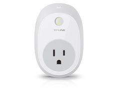 TP-LINK HS100 Wi-Fi Smart Plug $22 - http://www.gadgetar.com/tp-link-hs100-wi-fi-smart-plug/