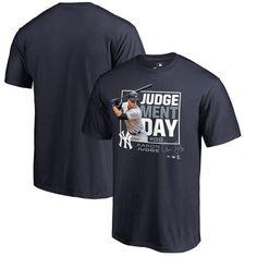 Aaron Judge New York Yankees Fanatics Branded Big   Tall Judgement Day T- Shirt - 608a1e03d