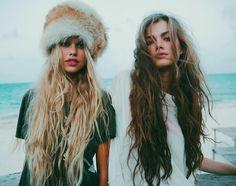Long hair goal