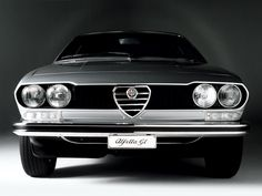 Alfa Romeo Alfetta GT, 1974–76