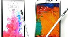 LG G3 Stylus vs Samsung Galaxy Note 3: Specs Comparison Video