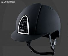 Kep Italia Matte Helmet with Chrome Frame