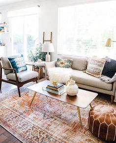 5 things you need to know for a Refined Family Room - Anita Yokota