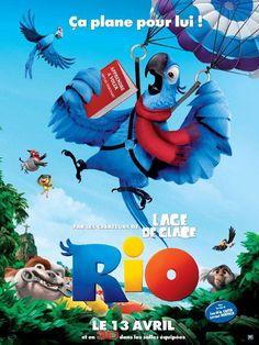 rio movie poster 1 Movie Poster Roundup: Rubber, Rio, True Legend, Super & More
