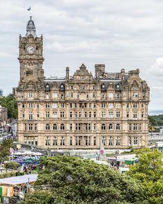 Amazing view of Edinburgh, Scotland from the Scott Monument - Edinburgh Hotels, Edinburgh Travel, Edinburgh City, Edinburgh Castle, Edinburgh Scotland, London Travel, Scotland Vacation, Scotland Travel, Edinburgh Photography