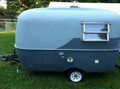 13' Boler travel trailer | Campbell River, BC, Canada | Fiberglass RV's For Sale