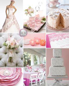 pink lemonade & lace