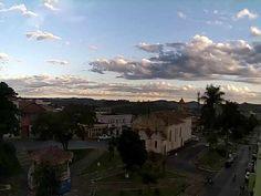 Foto de São Francisco de Paula capturada por câmera transmitindo ao vivo!