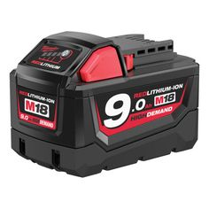 Milwaukee-M18-9-0Ah-High-Demand-Lithium-ion-Battery-Up-more-35-Power