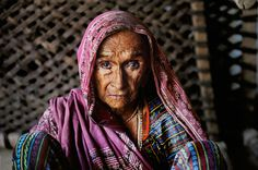 Eloquence of the Eye   Steve McCurry