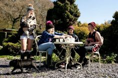 Bobbl tea party