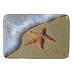 Single Starfish on Beach