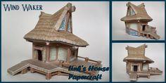 [the legend of zelda universe] link' house