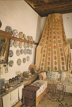 Greek house interior, Village of Lindos, - Photo by Hannibal. C house decorated in traditional style Greece House, Greek Decor, Love Your Home, Traditional Interior, Village Houses, Interior Photography, Old Houses, Great Rooms, Interior Inspiration