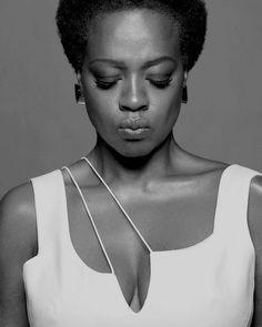 redrubied: missannkimba: violadavissource: Viola Davis... (JungleLove)