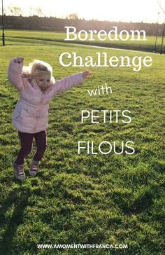 """""""Boredom Challenge"""" with Petits Filous Types Of Play, Starting School, I Am Happy, Parenting Hacks, Challenges, In This Moment, My Love, Words, Group"""