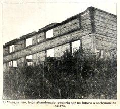 """Artigo da Gazeta do Povo citando o antigo """"Mangueirão"""", época em que ainda fazia parte do bairro Cajuru."""