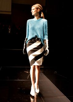 #fashion-ivabellini Don't Call Me Fashion Blogger!: MFW: Iceberg fall winter 2014 fashion show