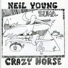 Neil Young - Zuma [Cd]