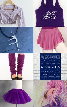 Our Rose Ballet skirt was featured in this lovely Dance Treasury on Etsy! -- SAB skirt- Royall Dancewear