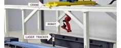 Lasergestuurd systeem geeft industriële robot een hoge nauwkeurigheid - http://visionandrobotics.nl/2016/04/25/lasergestuurd-systeem-geeft-industriele-robot-een-hoge-nauwkeurigheid/