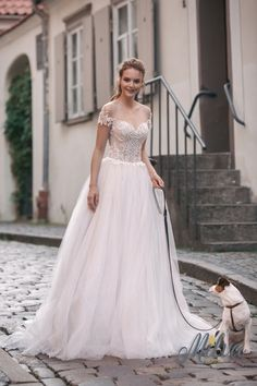 Свадебные платья 2018 Свадебная мода MILVA Wedding gowns Wedding dresses 2018 Wedding ideas Dream wedding One day Gefällt mir wedding Vestidos de novia, I do #Ido #weddingideas #weddinginspiration #sposa #novia #milva
