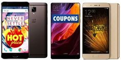 Deal: OnePlus 3T, Xiaomi Mi MIX and Mi5s Available at a Discount on GearBest