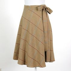 perfect wrap skirt on etsy $128