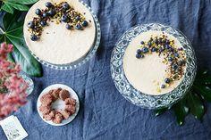 Liquorice Skyr Cake - No sugar Added