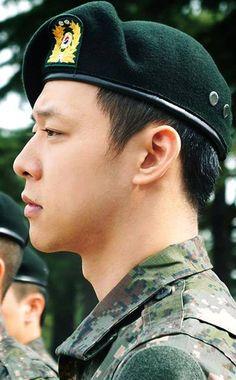 150924 Yoochun <Basic Military Graduation>