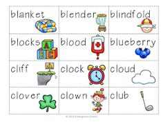 Since my last word blend activity has been such a hit, I thought I would add to my creation! Here is my newest word blend activity that will surly get your students engaged in learning! This activity focuses on the L blends. All the clip art is by Pink Cat Studios and is truly a …