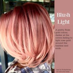 Blush light