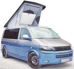 The fastest camper van in the world, the SpaceCamper Official performance figures vary depending on how much food you've over-packed for your weekend away, or (if you're on the way back) much crap is in the toilet. T5 Camper, Vw T5, Campers, The Way Back, Weekends Away, Toilet, Vans, California, Trucks
