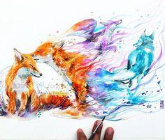 Good Bye My Love by Art Jongkie