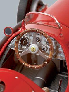 1953 Ferrari 500 F2 by CMC in 1:18 Scale