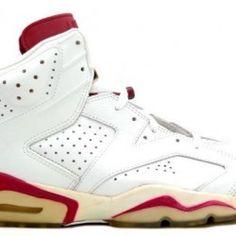 """Air Jordan 6 """"Maroon"""" Geniales!!"""