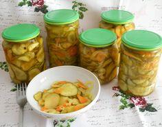 Reteta culinara Salata de castraveti din categoria Conserve. Cum sa faci Salata de castraveti