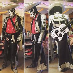 Mariachi (Overwatch) Golf Bags, Overwatch, Costumes, Game, Sports, Hs Sports, Dress Up Clothes, Venison, Sport