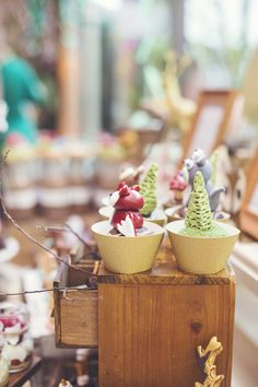 Magic Forest Christening at Kifissia by Fiorello Photography. Film Photography, Children Photography, Christening Photography, Magic Forest, Place Card Holders, Candy, Table Decorations, Bar, Home Decor