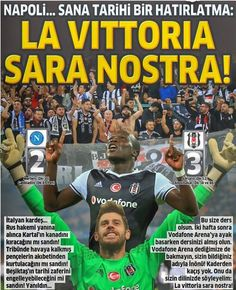 Fanatik.. en büyük yıldızı 33 yaşındaki Quaresma olan Beşiktaş öyle mi? Napoli