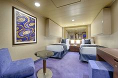 MSC Preziosa cabine cabina standard